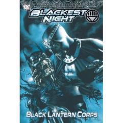 Blackest Night - Black Lantern Corps Vol. 1