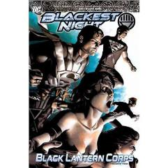 Blackest Night - Black Lantern Corps Vol. 2