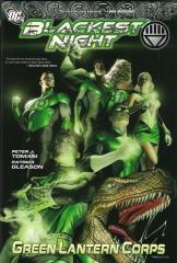 Blackest Night - Green Lantern Corps