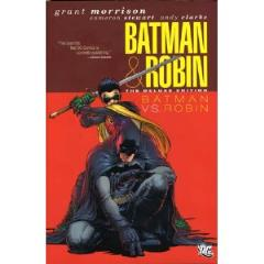 Batman & Robin - Batman vs. Robin (Deluxe Edition)