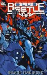 Blue Beetle - Black and Blue