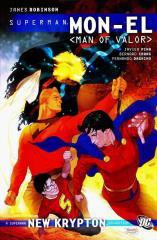 Superman - Mon-El, Man of Valor