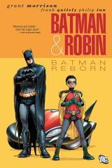 Batman & Robin - Batman Reborn