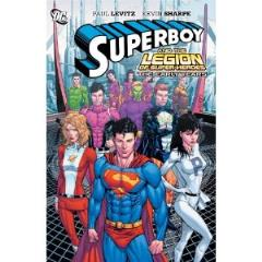 Superboy and the Legion of Super-Heroes - The Early Years