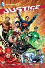 Justice League Vol 1. Origin
