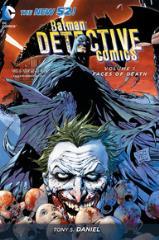 Detective Comics Vol 1. Faces of Death