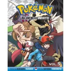 Pokemon Black & White Vol. 5