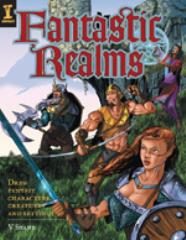 Fantastic Realms - Draw Fantasy Characters, Creatures and Settings