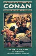 Chronicles of Conan, The Vol. 14 - Shadow of the Beast & Other Stories