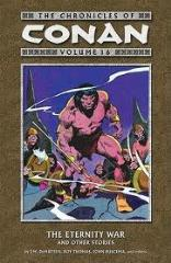 Chronicles of Conan, The Vol. 16 - The Eternity War & Other Stories