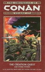Chronicles of Conan, The Vol. 17 - The Creation Quest & Other Stories