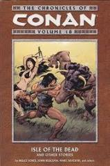 Chronicles of Conan, The Vol. 18 - Isle of the Dead & Other Stories