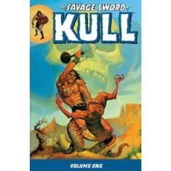 Savage Sword of Kull, The Vol. 1