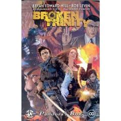 Broken Trinity Vol. 2 - Pandora's Box