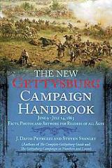 New Gettysburg Campaign Handbook, The - June 9-July 14, 1863, Facts, Photos, & Artwork for Readers of All Ages