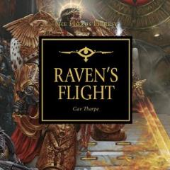 Raven's Flight (Audio Book)