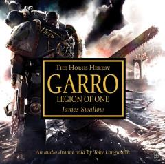 Garro - Legion of One (Audio Book)