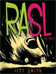 Rasl Vol. 1 - The Drift