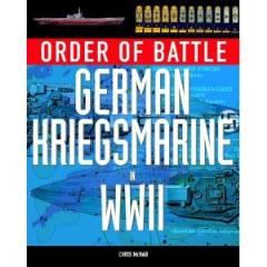 Order of Battle - German Kriegsmarine in WWII