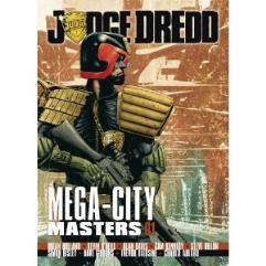 Judge Dredd - Mega-City Masters Vol. 1