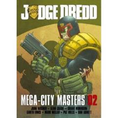 Judge Dredd - Mega-City Masters Vol. 2