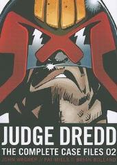 Judge Dredd - The Complete Case Files Vol. 2