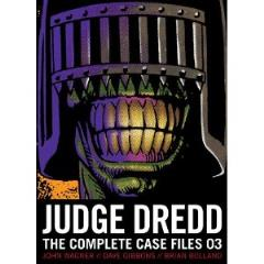Judge Dredd - The Complete Case Files Vol. 3