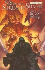 Forgotten Realms - The Legend of Drizzt Book 5, Streams of Silver
