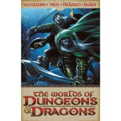 Worlds of Dungeons & Dragons, The Vol. 1
