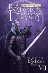 Forgotten Realms - The Legend of Drizzt Book 7, The Legacy