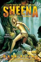 Sheena - Queen of the Jungle Vol. 2, Dark Rising