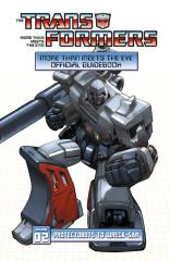 More Than Meets the Eye Official Guidebook #2 - Protectobots to Wreck-Gar