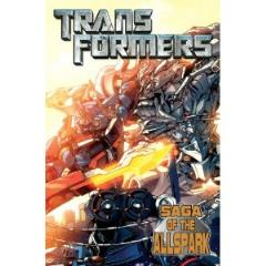 Transformers Movie Prequel - Saga of the Allspark