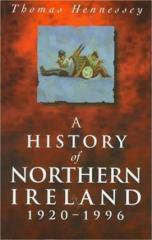 History of Norther Ireland 1920-1996, A