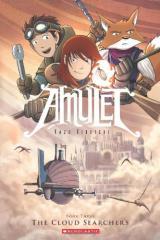 Amulet #3 - The Cloud Searchers