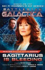 Battlestar Galactica - Sagittarius is Bleeding