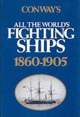 All the World's Fighting Ships - 1860-1905