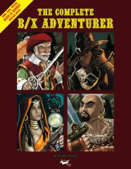 Complete B/X Adventurer, The