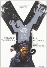 Y - The Last Man #1 (Deluxe Edition)