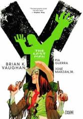 Y - The Last Man #3 (Deluxe Edition)