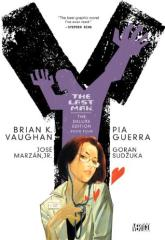 Y - The Last Man #4 (Deluxe Edition)