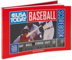 USA Today Baseball Scorebook