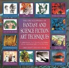 Encyclopedia of Fantasy and Science Fiction Art Techniques