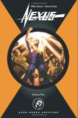 Nexus Archives Vol. 5