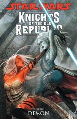 Knights of the Old Republic Vol. 9 - Demon
