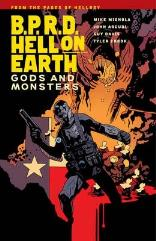 B.P.R.D. Hell on Earth Vol. 2 - Gods and Monsters
