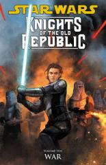 Knights of the Old Republic Vol. 10 - War