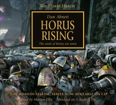 Horus Heresy, The #1 - Horus Rising (Audio Book)