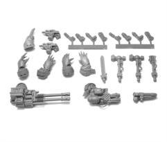 Cataphractii Special Weapons Set