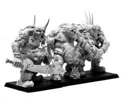 Nurgle Plague Ogres